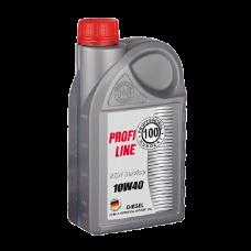 PROFESSIONAL HUNDERT Profi Line Diesel 10W-40 1л Полусинтетическое моторное масло