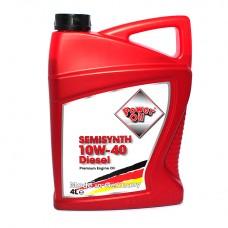Power Oil Semisynth 10W-40 Diesel 4L / Полусинтетическое моторное масло