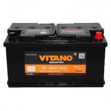 VITANO VB100 12v 100Ah EN850A R+ / Аккумулятор