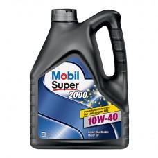 Mobil 1 Super 2000 10w40 4L / Полусинтетическое моторное масло