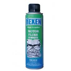 HEXEN HN1010 Motor flush 10 minute 300 мл. Промывка системы смазки двигателя (10 мин)