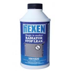 HEXEN HN1020 Radiator stop leak / Герметик системи охолодження 325 ml