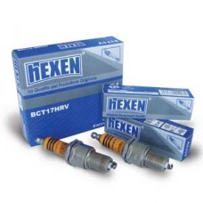 HEXEN 2171 V BCT17HRV / Свеча зажигания с V-образным электродом / компл.(4шт)