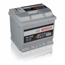 BOSCH S5002 12v 54Ah EN530A R+ / Аккумулятор