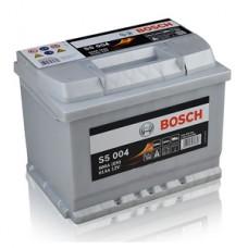BOSCH S5004 12v 61Ah EN600A R+ / Аккумулятор