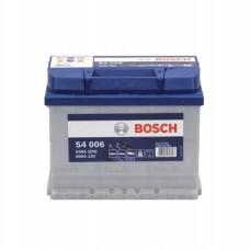 BOSCH S4006 12v 60Ah EN540A L+ / Аккумулятор