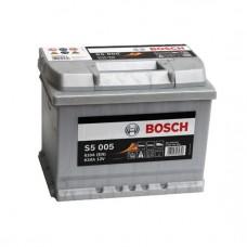 BOSCH S5005 12v 63Ah EN610A R+ / Аккумулятор