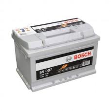 BOSCH S5007 12v 74Ah EN750A R+ / Аккумулятор