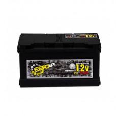 ЕВРОБАТ 12v 95Ah EN680A R+ / Аккумулятор