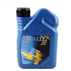 Синтетическое моторное масло для двухтактный двигателей FOSSER 2T Syn 1 л