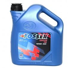 Полусинтетическое моторное масло FOSSER Drive TS 10w40 4 л
