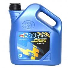 Синтетическое моторное масло FOSSER Premium Longlife III 5w30 4 л