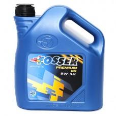 Синтетическое моторное масло FOSSER Premium VS 5w40 4 л