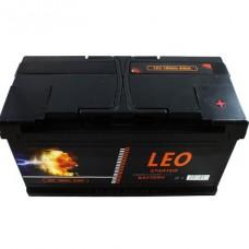 LEO 6СТ-100-А3(0)R+ / Аккумулятор