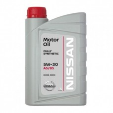 Nissan Motor Oil 5W-30 1л Синтетическое моторное масло