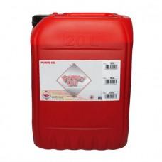 Power Oil Turbo Plus LA 10w40 20L Синтетическое моторное масло для коммерческого транспорта