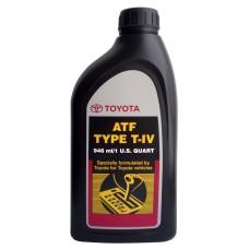 Toyota ATF Type T-IV 1л Трансмиссионное масло для АКПП