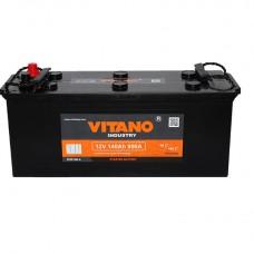 VITANO VB140 12v 140Ah EN900A L+ / Аккумулятор