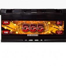 ЕВРОБАТ 12v 100Ah EN750A R+ / Аккумулятор