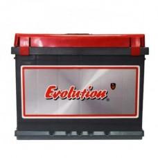 Акумулятор EVOLUTION 6СТ-63-А3(0)