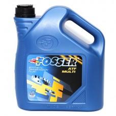 FOSSER ATF Multi (rot) 4L Синтетическая жидкость для автоматических трансмиссий
