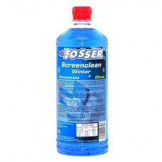 FOSSER Winter Screenclean Concentrate 1л  Омыватель стекла зимний концентрат