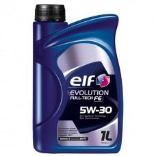 ELF Evolution Full-tech FE 5W-30 1л Синтетическое моторное масло