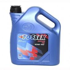 FOSSER Drive TS 10W-40 4л Полусинтетическое моторное масло