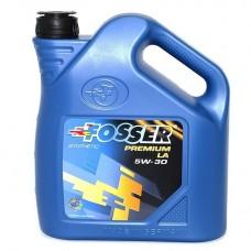 Синтетическое моторное масло FOSSER Premium LA 5w30 4 л