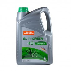 Антифриз LEOIL GL11 green 4л