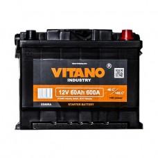 VITANO VB50 12v 50Ah EN400A R+  Аккумулятор
