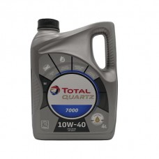 TOTAL QUARTZ 7000 10W-40 4л Моторное масло