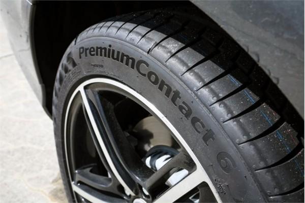 Обзор летних Continental PremiumContact 6. Неужели лучшее, что есть на  рынке 2021?