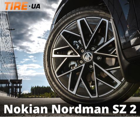 Обзор летних Nokian Nordman SZ2 - точная управляемость на высоких скоростях!