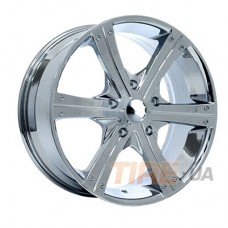 Marcello MK-150 8,5x18 5x150 ET53 DIA110,1 (chrome)