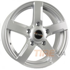 Tech Line TL618 6,5x16 5x130 ET40 DIA84,1 (silver)