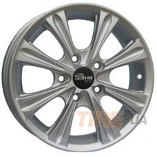 Tech Line TL526 5,5x15 4x100 ET46 DIA54,1 (silver)