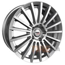 TSW Pace 8x17 5x108 ET45 DIA72 (silver)