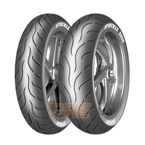 Шины Dunlop Sportmax D208
