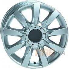 Replica Audi (AU24) 8x18 5x100/112 ET35 DIA57,1 (silver)