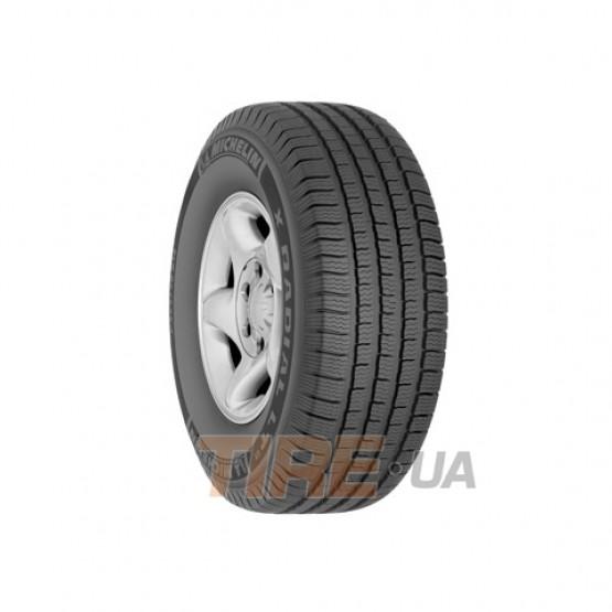 Шины Michelin X-Radial LT2