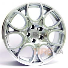 WSP Italy Alfa Romeo (W250) Savona 7x16 5x98 ET35 DIA58,1 (silver)
