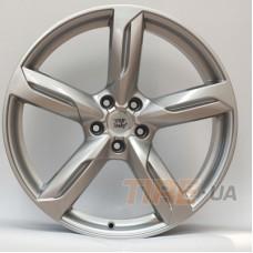 WSP Italy Audi (W564) Afrodite 8x19 5x112 ET27 DIA66,6 (silver)
