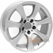 WSP Italy BMW (W637) Eletta 7x16 5x120 ET15 DIA72,6 (silver)