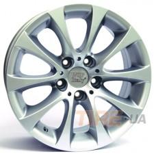 WSP Italy BMW (W660) Alicudi 8,5x21 5x112 ET30 DIA66,6 (silver shine)