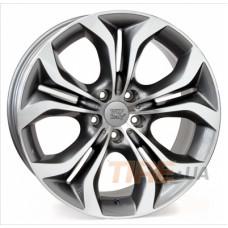WSP Italy BMW (W674) Aura 11x20 5x120 ET37 DIA74,1 (anthracite polished)