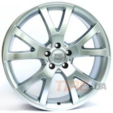 WSP Italy Mercedes (W750) Yalta 10x22 5x112 ET60 DIA66,6 (silver)