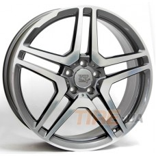 WSP Italy Mercedes (W759) AMG Vesuvio 9,5x19 5x112 ET32 DIA66,6 (anthracite polished)