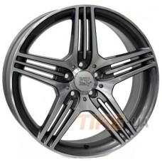 WSP Italy Mercedes (W768) Stromboli 8,5x18 5x112 ET30 DIA66,6 (anthracite polished)