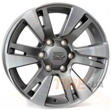 WSP Italy Toyota (W1765) Venere 9,5x20 6x139,7 ET20 DIA106,1 (anthracite polished)